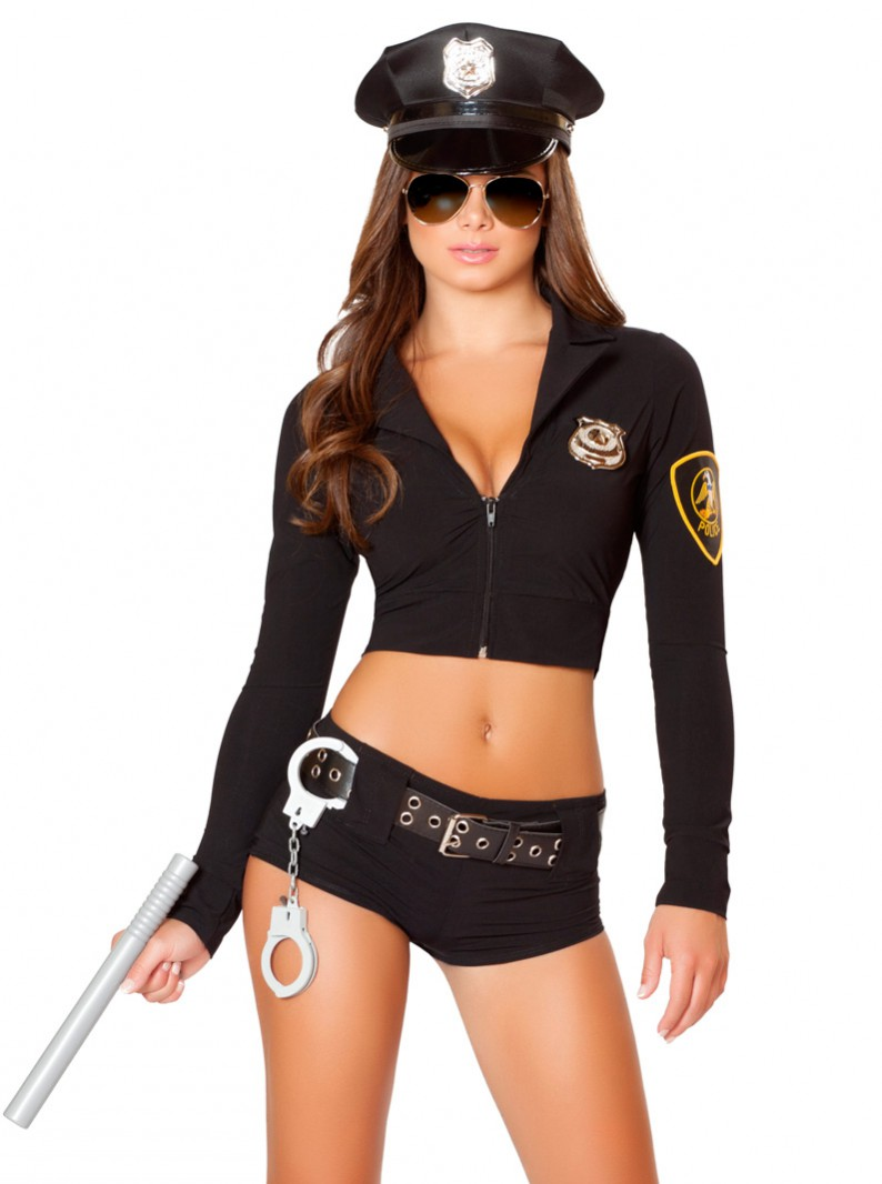 Officer Hottie Police Costume Set